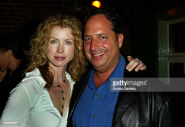 Julianne Phillips Jon Lovitz during Alex Balahoutis Strange Invisible Parfumerie Abbot Kinney at Store In Venice in Venice California United States