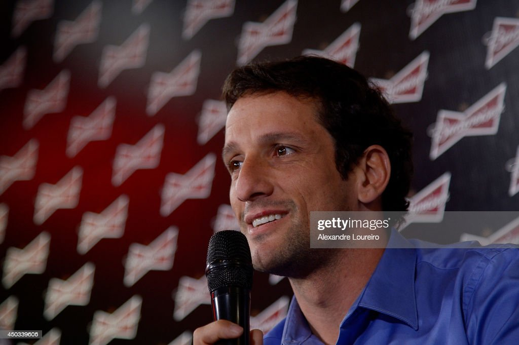Budweiser Press Conference - 2014 FIFA World Cup Brazil