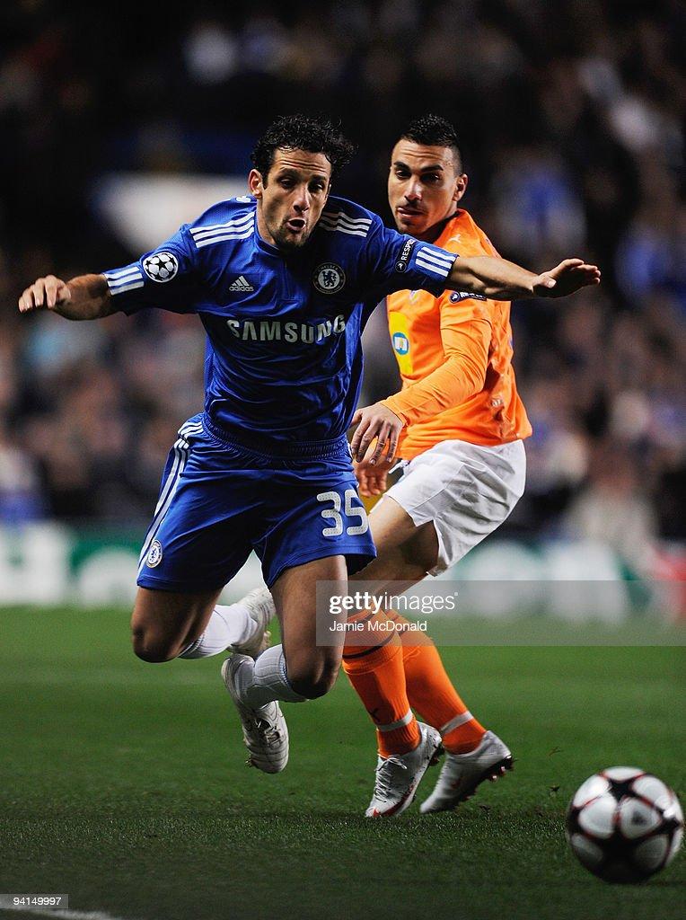 Chelsea v APOEL - UEFA Champions League