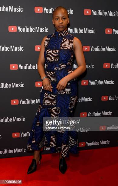 Julie Adunega attends the 'YouTube Music Excellence Brunch' hosted by YouTube Music's Global Head of Music Lyor Cohen and Youtube Music's Head of...