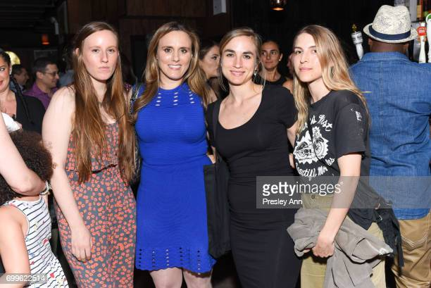 Julie Ainsbury Lindsey Spielfogal Samantha Brody and Valarie Brody attend Elizabeth Shafiroff and Lindsey Spielfogal Host the First Annual Global...