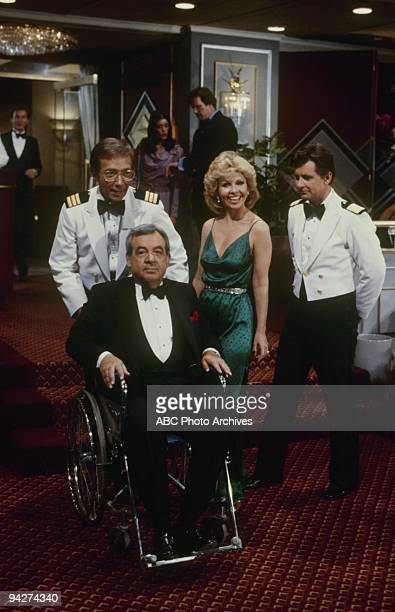 BOAT Julie and the Bachelor/Intensive Care/Set Up For Romance which aired on November 19 1983 BERNIE