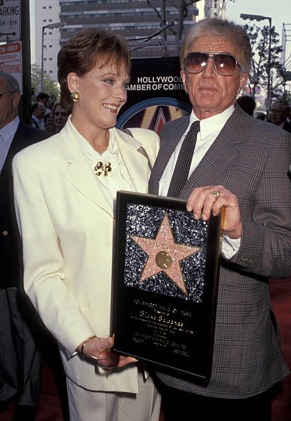 Blake Edwards Honored With A Star On The Hollywood Walk Of