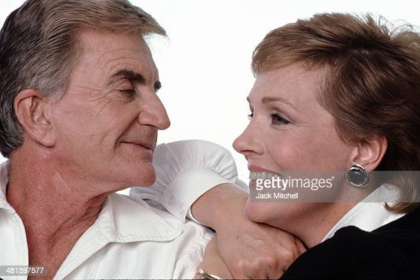 Julie Andrews and Blake Edwards