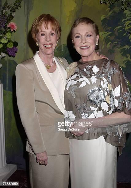 Julie Andrews Carol Burnett
