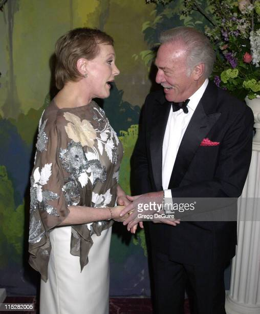 Julie Andrews Christopher Plummer