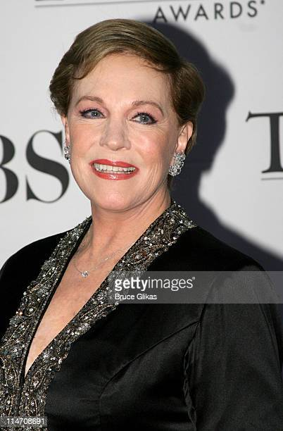 Julie Andrews during 60th Annual Tony Awards Arrivals at Radio City Music Hall in New York City New York United States