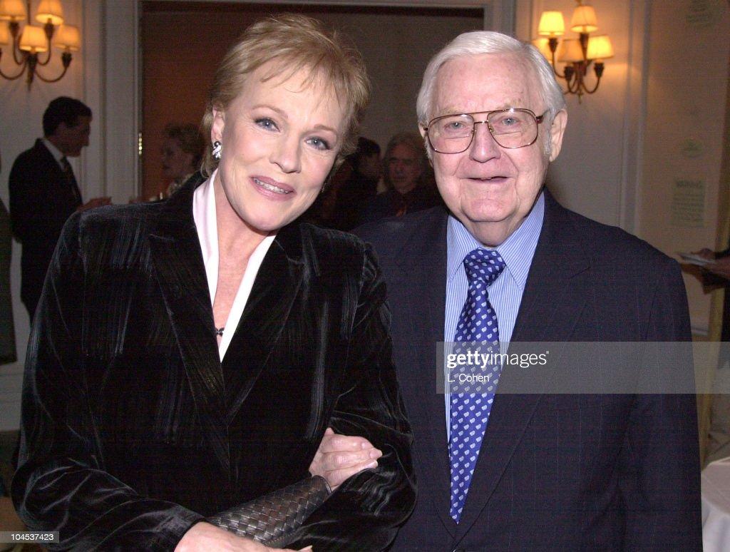 Society of Singers Honors Julie Andrews