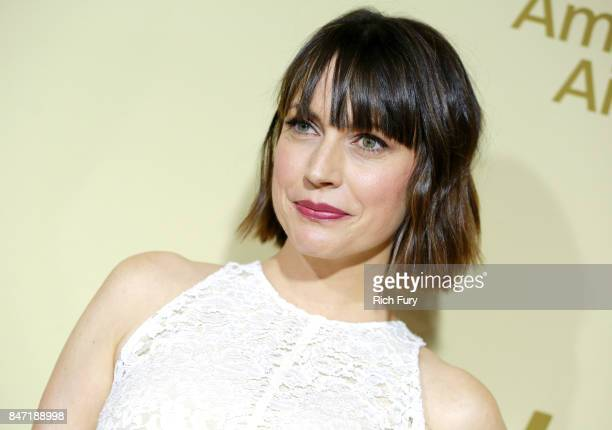 Julie Ann Emery attends The Hollywood Reporter and SAGAFTRA Inaugural Emmy Nominees Night presented by American Airlines Breguet and Dacor at the...