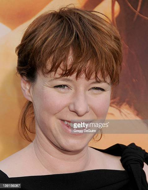 Julie Anne Robinson arrives at The Last Song World Premiere at the ArcLight Hollywood Cinema on March 25 2010 in Hollywood California