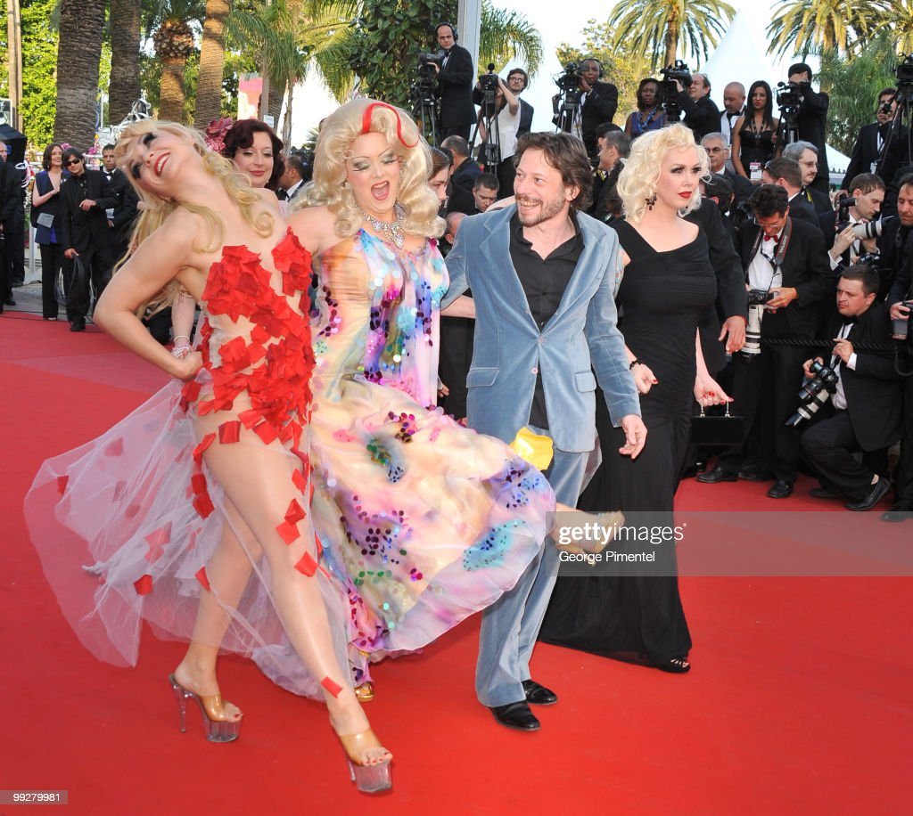 63rd Annual Cannes Film Festival - On Tour Premiere