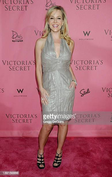 Julie Benz arrives as the Victoria's Secret Supermodels Celebrate the Reveal of the 2010 What Is Sexy List Bombshell Edition at Drai's at W Hollywood...