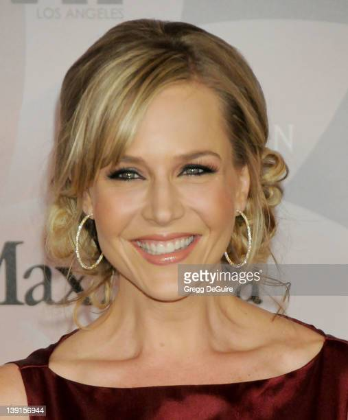 Julie Benz arrives at the 2010 Crystal Lucy Awards A New Era at the Hyatt Regency Century Plaza Hotel on June 1 2010 in Century City California