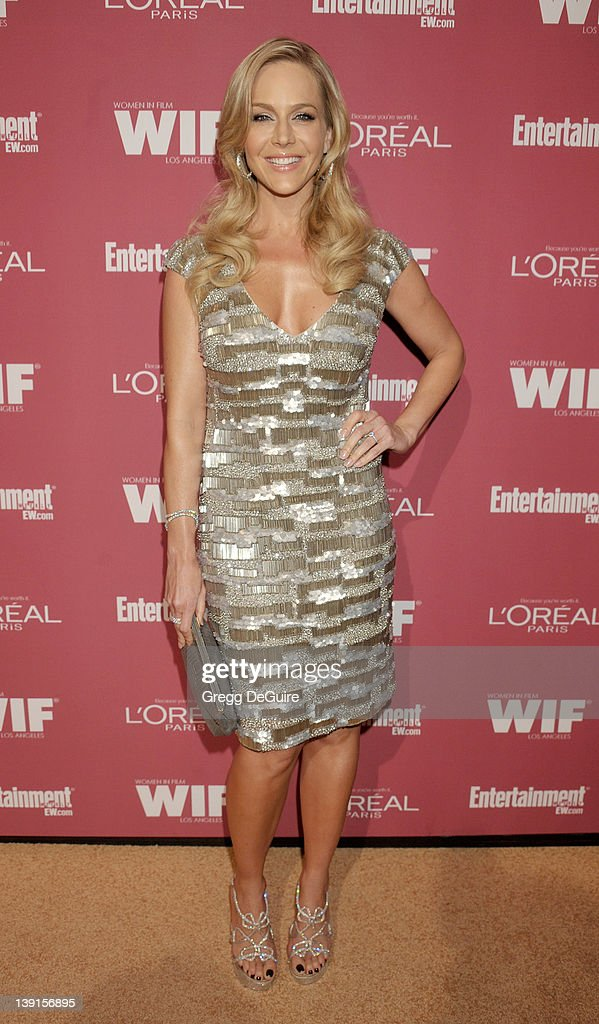 2011 Entertainment Weekly And Women In Film Pre-Emmy Party : News Photo