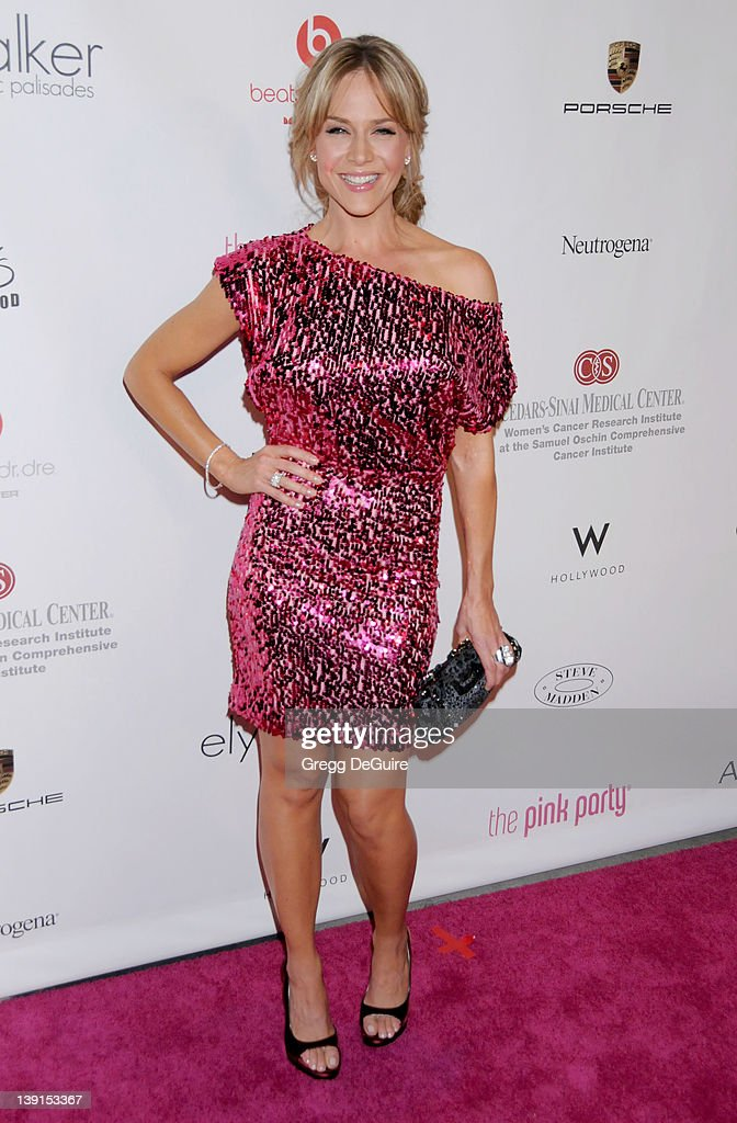 6th Annual Pink Party : News Photo