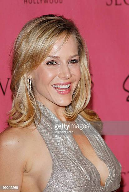 Julie Benz arrives to Victoria's Secret 5th Annual What Is Sexy Bombshell edition party held at Drai's Hollywood on May 11 2010 in Hollywood...