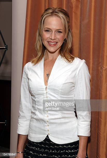 Julie Benz during 3rd Annual Hollywood Bag Ladies Lupus Luncheon at Beverly Hills Hotel in Beverly Hills California United States