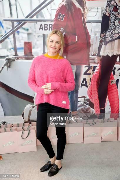Julie Berman attends Kari Feinstein's Style Lounge presented by Ocean Spray at the Andaz Hotel on September 14 2017 in Los Angeles California