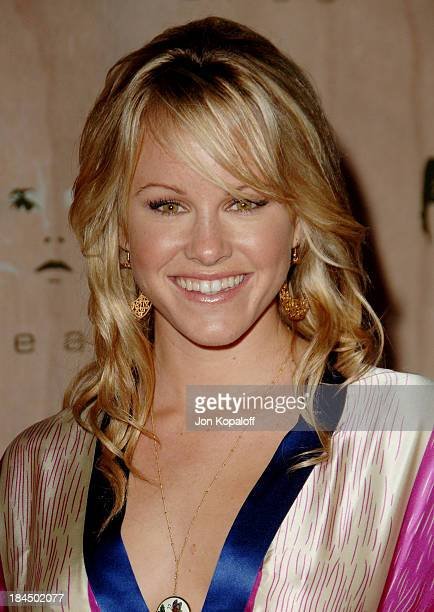 Julie Berman during Grand Opening of Area Nightclub at Area in Los Angeles California United States