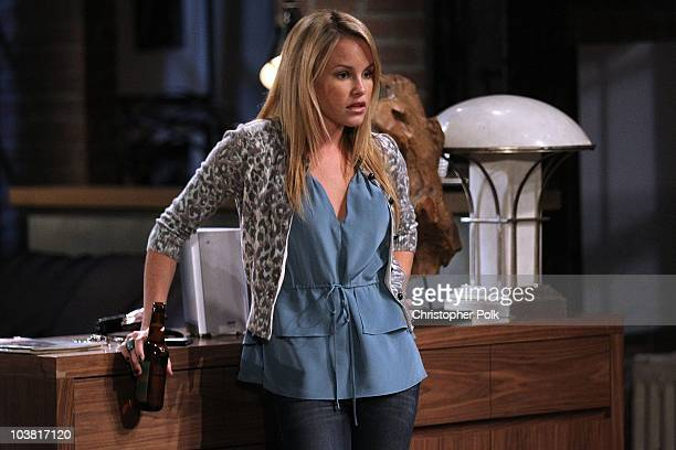 Julie Berman in a scene that airs the week of September 20 2010 on ABC's GENERAL HOSPITAL