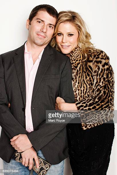 Julie Bowen and husband Scott Phillips