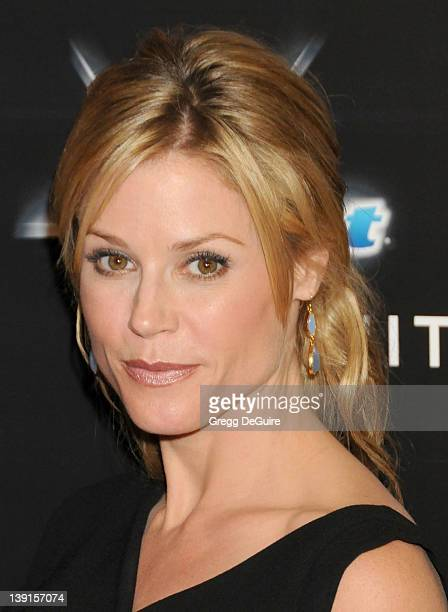 Julie Bowen arrives at the 2010 Breakthrough Of The Year Awards presented by Crest 3D White at the Pacific Design Center on August 15 2010 in Los...