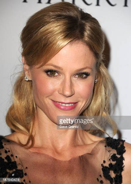 Julie Bowen arrives at the 2nd Annual Baby2Baby Gala at The Book Bindery on November 9 2013 in Culver City California