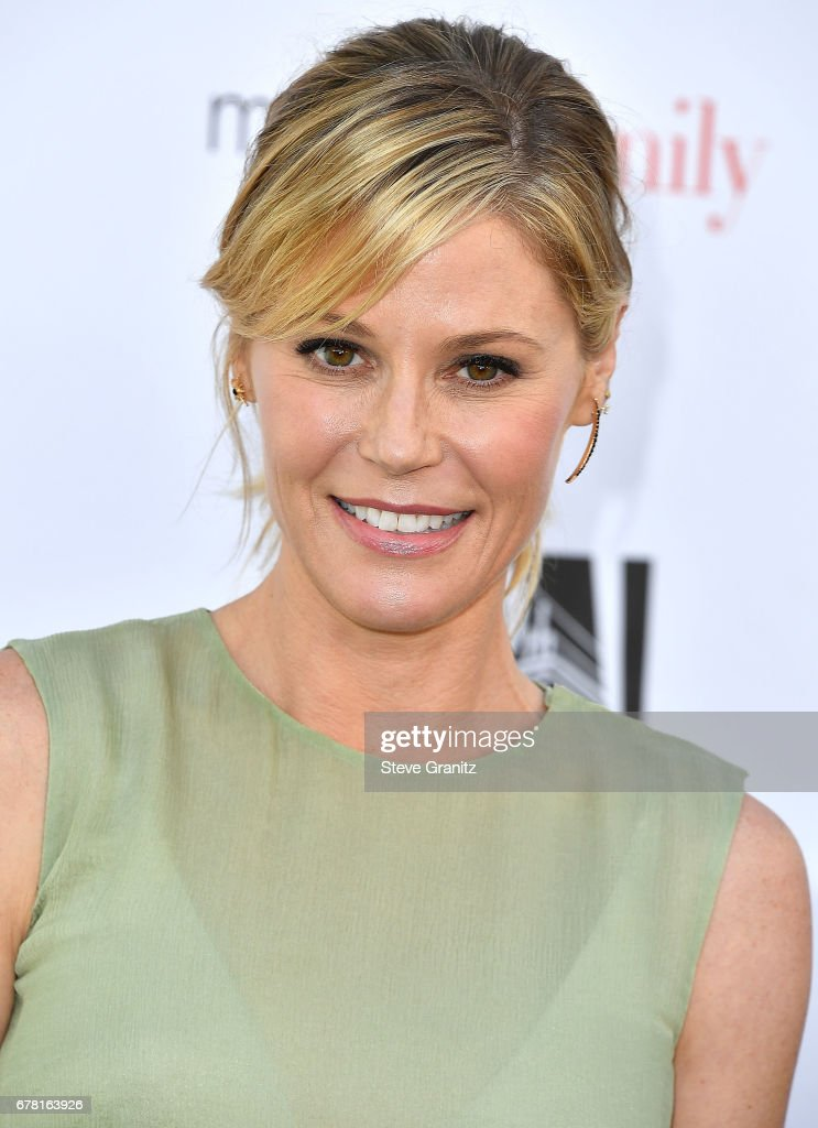 Julie Bowen arrives at the ABC's 'Modern Family' ATAS Event at Saban Media Center on May 3, 2017 in North Hollywood, California.
