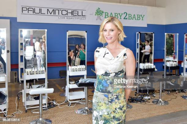 Julie Bowen attends Baby2Baby Partner Appreciation Day Presented By Paul Mitchell at Baby2Baby Warehouse on June 25 2018 in Culver City California