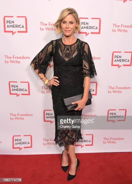 Julie Bowen attends PEN America 2018 LitFest Gala at the Beverly Wilshire Four Seasons Hotel on November 02 2018 in Beverly Hills California