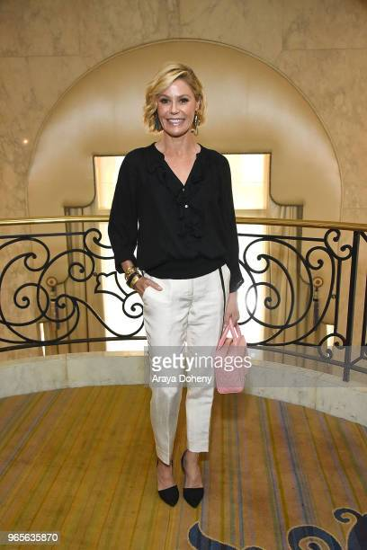 Julie Bowen attends Step Up's 14th Annual Inspiration Awards at the Beverly Wilshire Four Seasons Hotel on June 1 2018 in Beverly Hills California