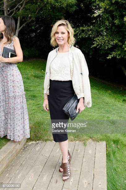 Julie Bowen attends the annual HEART Brunch featuring Stella McCartney on April 18 2017 in Los Angeles California