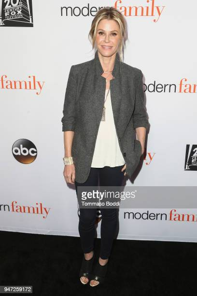 Julie Bowen attends the FYC Event For ABC's Modern Family at Avalon on April 16 2018 in Hollywood California