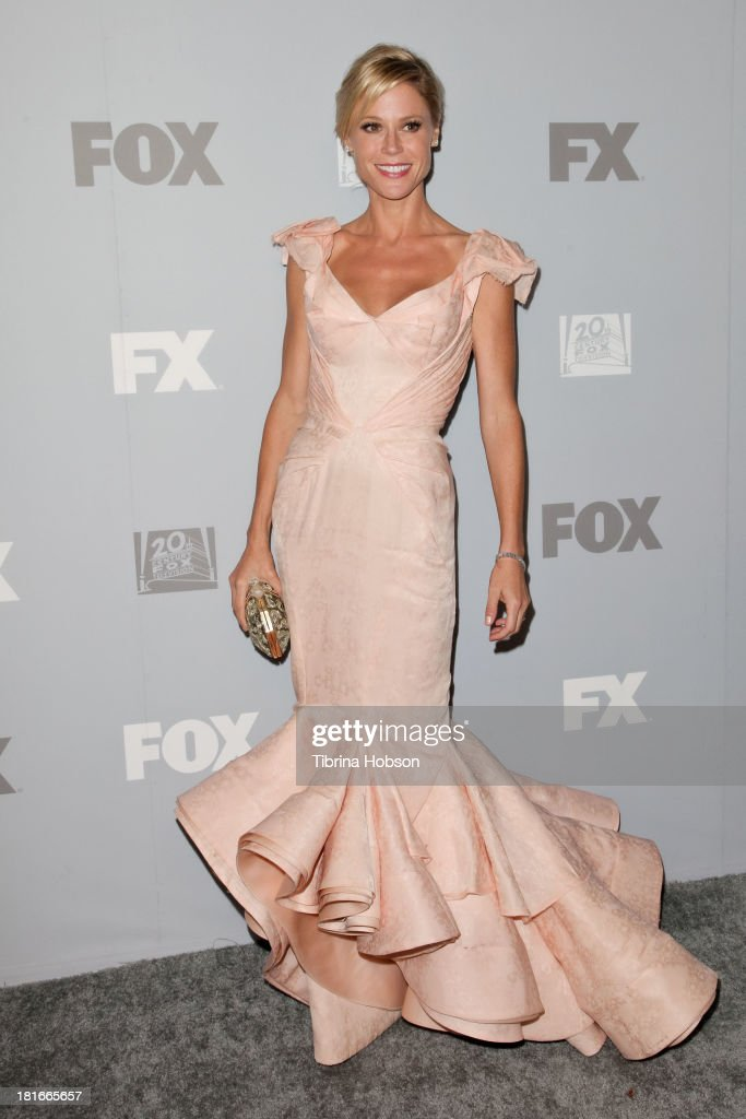 Julie Bowen attends the Twentieth Century FOX Television and FX Emmy Party at Soleto on September 22, 2013 in Los Angeles, California.