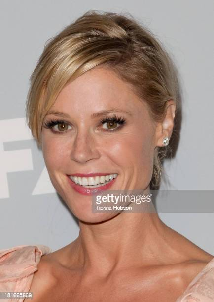 Julie Bowen attends the Twentieth Century FOX Television and FX Emmy Party at Soleto on September 22 2013 in Los Angeles California