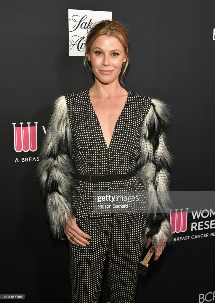 Julie Bowen attends WCRF's 'An Unforgettable Evening' at the Beverly Wilshire Four Seasons Hotel on February 27, 2018 in Beverly Hills, California.