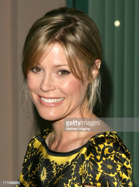 Julie Bowen during Academy of Television Arts Sciences An Evening with Boston Legal at Leonard H Goldenson Theater in North Hollywood California...