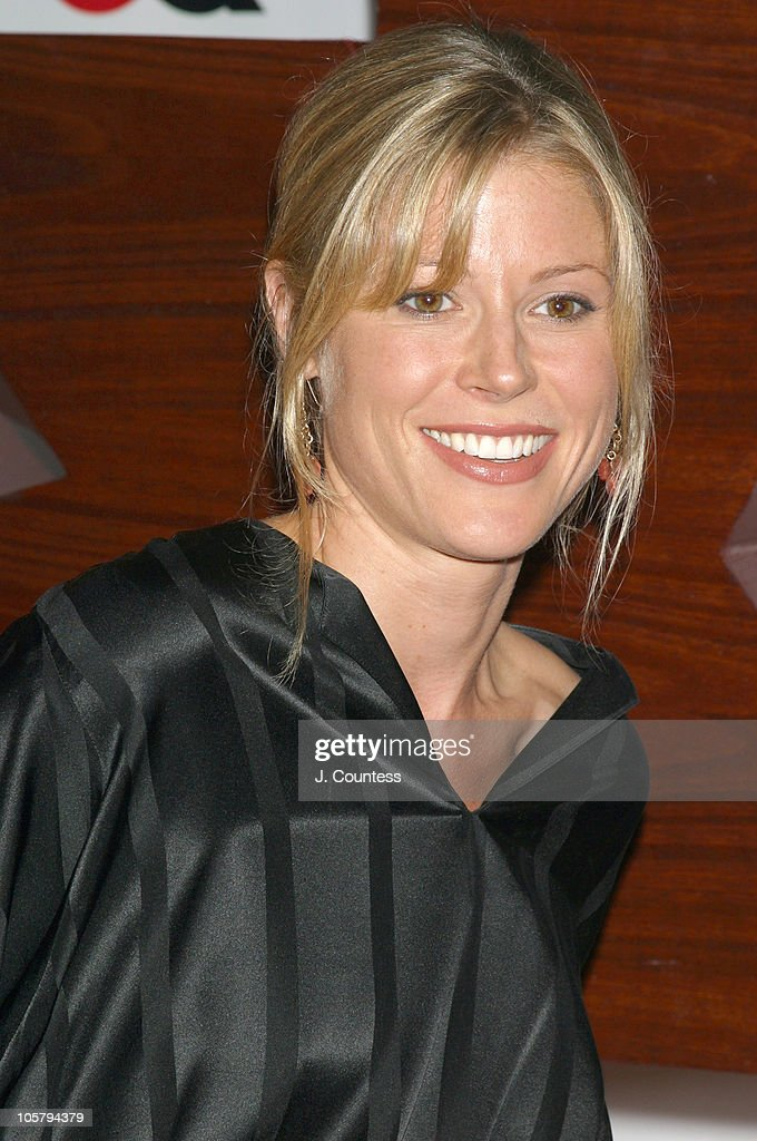 Julie Bowen during GQ Celebrates September Debut Issue Under New Editor and Chief Jim Nelson at Hudson Studios in New York, New York, United States.