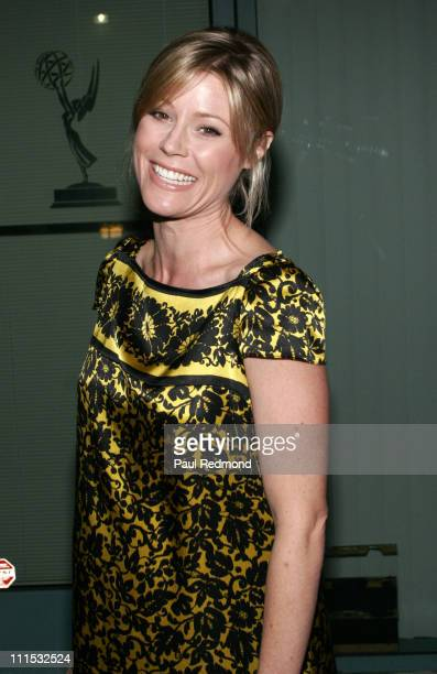 Julie Bowen during The Academy of Television Arts Sciences Presents An Evening With Boston Legal at Leonard H Goldenson Theater in North Hollywood...