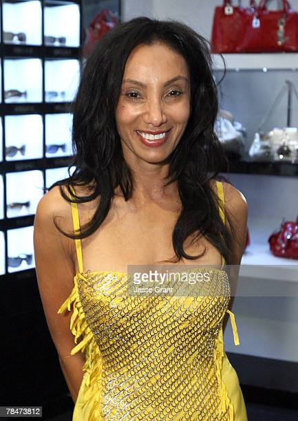 "Julie Brown at the Versace Presents ""Chocolate and Champagne"" event on December 13, 2007 at Versace in Beverly Hills, California."