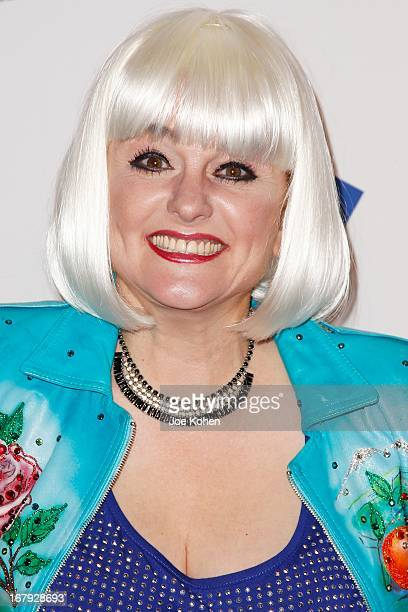 Julie Brown attends RuPaul's Drag Race Season 5 Finale Reunion Coronation Taping on May 1 2013 in North Hollywood California