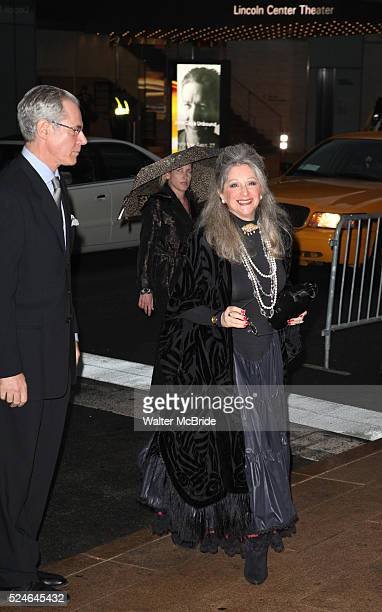 Julie Budd attending the Memorial To Honor Marvin Hamlisch at the Peter Jay Sharp Theater in New York City on 9/18/2012