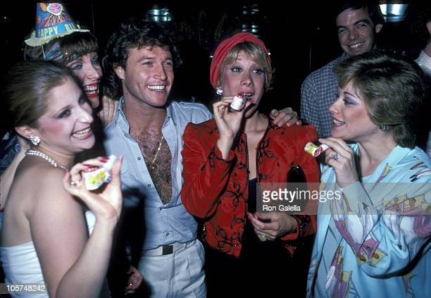 Julie Budd Maureen McGovern Andy Gibb Marilyn Michaels and Donna Pescow