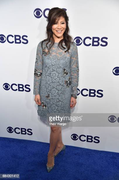 Julie Chen attends the 2017 CBS Upfront on May 17 2017 in New York City