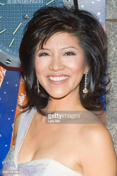 Julie Chen attends the '63rd Annual Tony Awards' at Radio City Music Hall in New York City