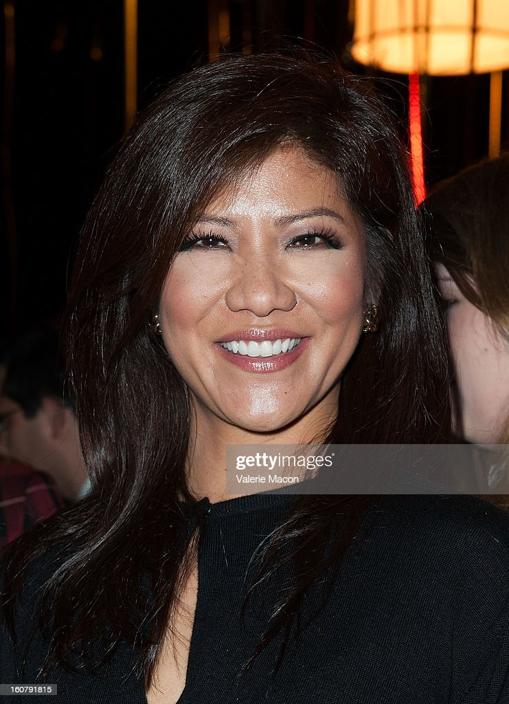 Julie Chen attends the Dedication of The Sumner M. Redstone Production Building at USC on February 5, 2013 in Los Angeles, California.