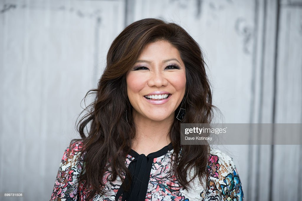 Julie Chen discusses 'The Talk' at AOL HQ on September 6, 2016 in New York City.