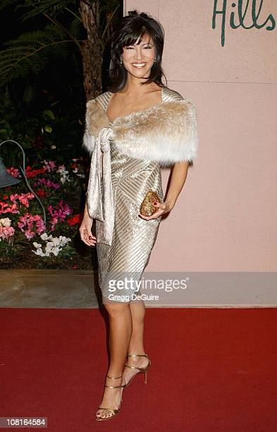Julie Chen during Clive Davis' 2005 PreGRAMMY Awards Party Arrivals at Beverly Hills Hotel in Beverly Hills California United States
