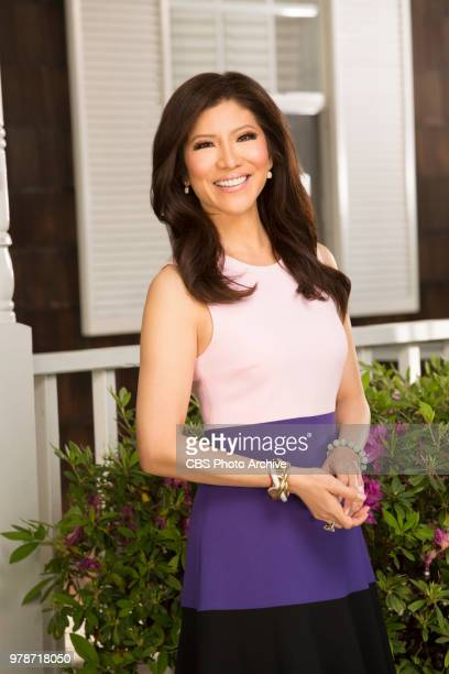 Julie Chen host of BIG BROTHER BIG BROTHER celebrating its 20th season follows a group of people living together in a house outfitted with 87 HD...
