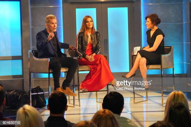 EDITION Julie Chen interviews Mark McGrath and Ariadna Gutierrez on Finale of the firstever celebrity edition of BIG BROTHER in the US Sunday Feb 25...